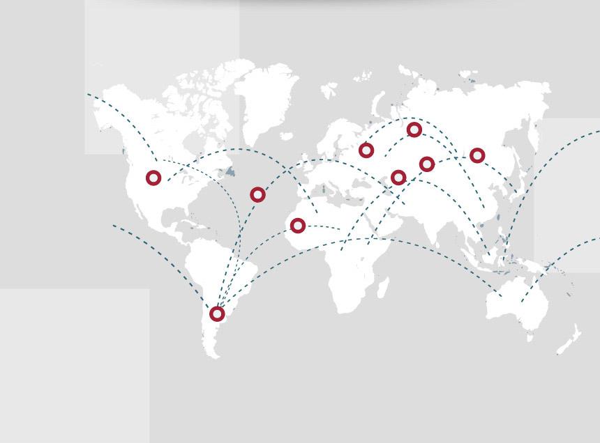 Mapa clientes